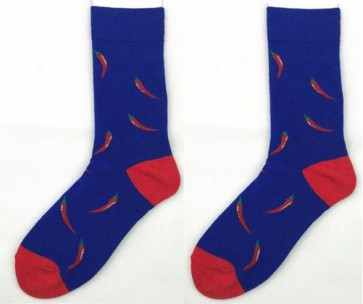 Ponožky - chili