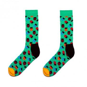 Ponožky - lienkové