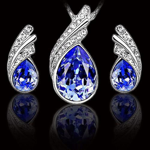 Set - kráľovska modrá