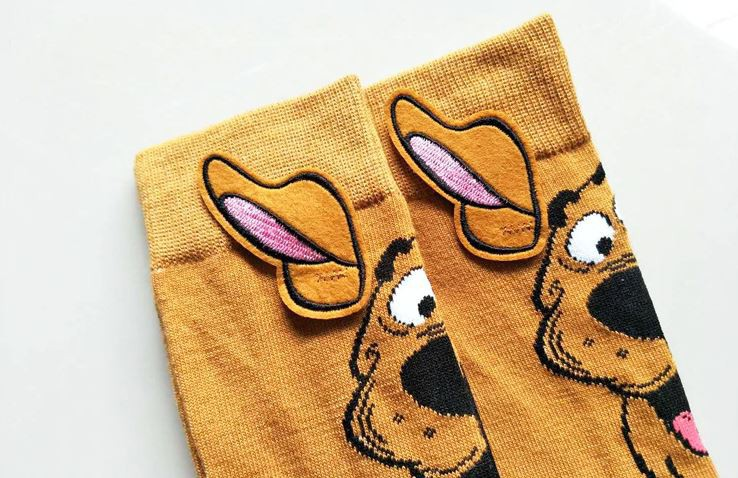 Ponožky - scooby doo