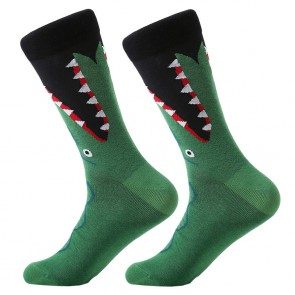 Ponožky - krokodíl