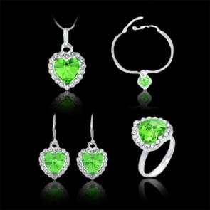 Set - zelený