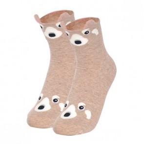 Ponožky - medvedik