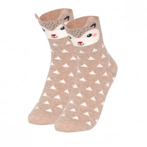 Ponožky - mačička