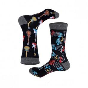 Ponožky - gitarové