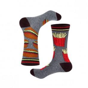 Ponožky - fast food