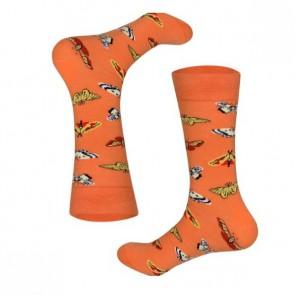 Ponožky - motýle
