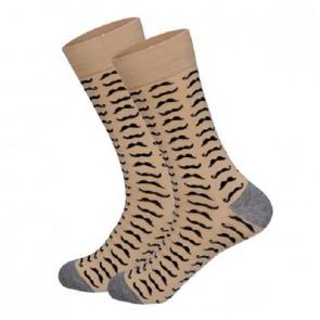 Ponožky - fúzy