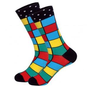 Ponožky - farebné