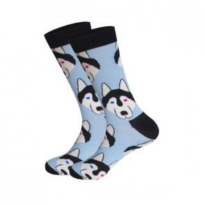 Ponožky - vlk