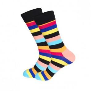 Ponožky - elegantné pásiky