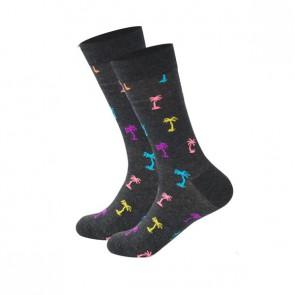 Ponožky - palmy