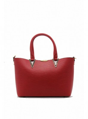 Dámska kabelka TOM&EVA Red Rose - červená