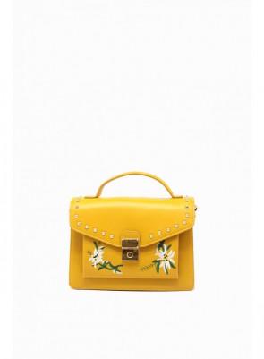 Dámska kabelka TOM&EVA Sisa - žltá