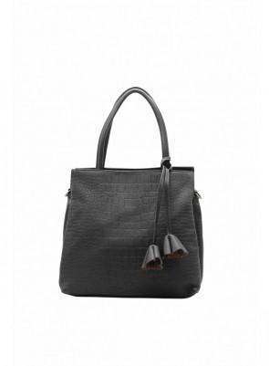 Dámska kabelka TOM&EVA Torra - čierna