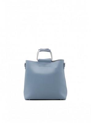 Dámska kabelka TOM&EVA Vanity - modrá