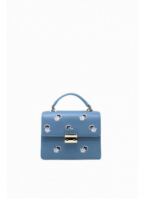 Dámska kabelka TOM&EVA Vera - modrá