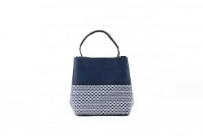 Dámska kabelka TOM&EVA Zola - modrá