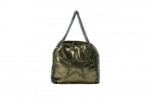 Dámska kabelka TOM&EVA Star - zlatá
