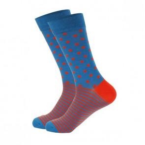Ponožky - bodkoprúžky
