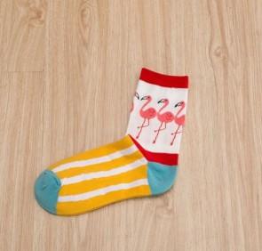Ponožky - s plameniakmi