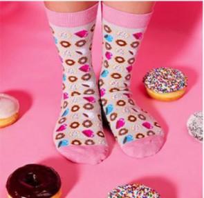 Ponožky - donuty