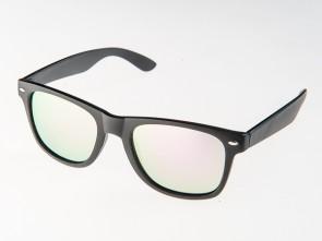 Slnečné okuliare WAYFARER - strieborné zrkadlovky