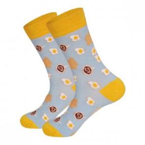 Ponožky - raňajkové